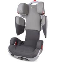 【当当自营】英国zazababy儿童安全座椅 汽车用宝宝座椅 安全座椅3-12岁 灰色