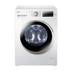 Haier/ 海尔 [官方直营]  海尔 滚筒洗衣机 EG8012B39WU1 变频节能 ABT双喷淋去除污渍泡沫 除菌洗配合