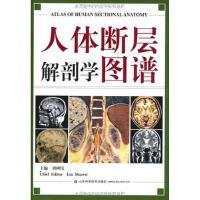 人体断层解剖学图谱(刘树伟主编,与课本同一编者,CT、MRI和断层解剖学习的必备参考书)