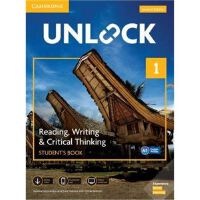 Unlock Level 1(2nd edition): reading and writing & critical