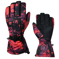 滑雪手套 冬季户外运动登山骑行防风防水防雨保暖 男女款棉手套