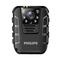 飞利浦 VTR8100红外夜视高清便携摄像机 现场视频记录仪