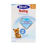 【当当海外购】荷兰HeroBaby本土美素天赋力 新生婴幼儿宝宝奶粉2段(6-10个月宝宝)800g 日期新鲜