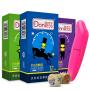 多乐士避孕套持玖系列3盒 赠跳蛋/色子舒适 �C绵 共36只 成人用品 情趣用品
