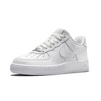 【新品】耐克Nike Air Force 1 A0F1经典全白休闲女鞋314192-117
