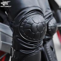 冬季防寒摩托车防摔护具电动车骑行挡风护腿加厚加绒防水保暖护膝