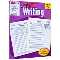 美国小学五年级英语写作练习册 学乐成功系列 英文原版 Scholastic Success with Writing 5