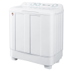 Haier/海尔[官方直营]7公斤大容量双缸洗衣机XPB70-1186BS