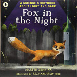 英文原版FoxintheNight:AScienceStorybookAboutLightandDark