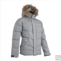 单双板滑雪服男冬季户外防风保暖羽绒服登山冲锋衣WED'ZE新品 XL 180/108B