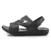 回力凉拖鞋男士休闲凉鞋时尚防滑耐磨轻便拖鞋潮流沙滩鞋父鞋021-7