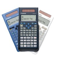 佳能F-789SGA学生考试科学函数计算器解方程复数矩阵