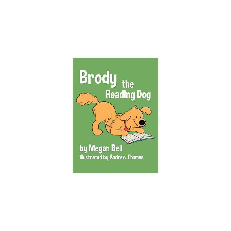 【预订】Brody the Reading Dog 预订商品,需要1-3个月发货,非质量问题不接受退换货。