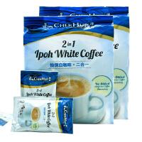 泽合 怡宝白咖啡 马来西亚原装进口 二合一 速溶咖啡450gX2袋