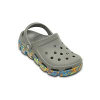【下单立减120】Crocs卡骆驰童鞋儿童迷彩运动小迪特洞洞鞋童沙滩凉鞋|200375 迷彩运动小迪特