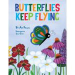 【预订】Butterflies Keep Flying