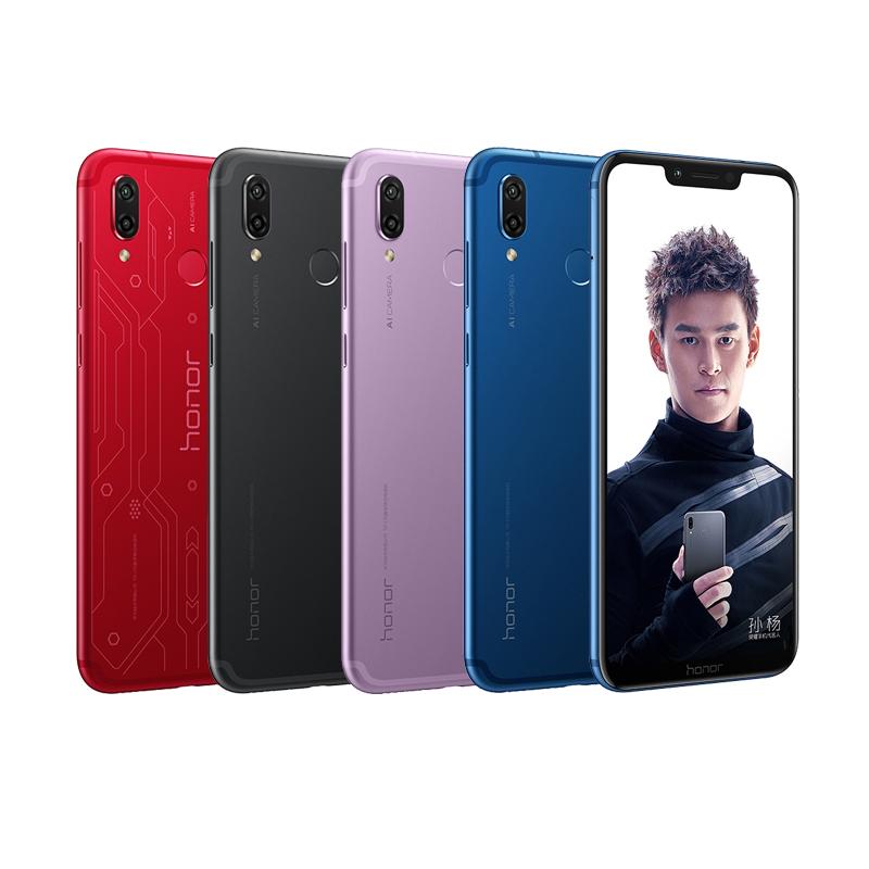 【当当自营】荣耀Play 全网通(6GB+128GB)极光蓝 移动联通电信4G手机 双卡双待赠送:超值礼包5件套