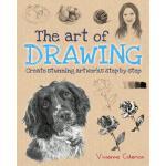 【预订】The Art of Drawing: Create Stunning Artworks Step by St