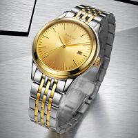 正品机械手表名表全自动超薄男士手表防水时尚新款手表