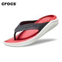 【仅限5.10日-5.13日】Crocs沙滩鞋 卡骆驰2021新款 LiteRide人字拖凉鞋|205182 LiteR