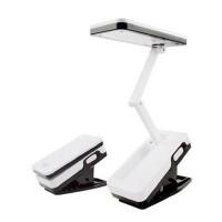 泰格信TGX741LED充电夹子小台灯 护眼学习工作学生卧室床头灯创意