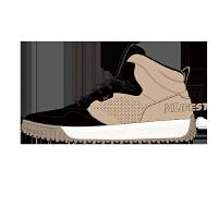 【2件5折】361度正品男鞋2018冬季新款运动鞋休闲鞋 男板鞋