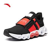 安踏官网男鞋运动鞋2020春夏季新款运动潮百搭白色休闲鞋91918871