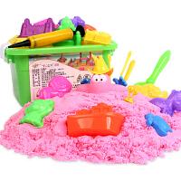 儿童橡皮泥安全火星太空玩具沙子宝宝5斤套装超轻粘土彩泥沙