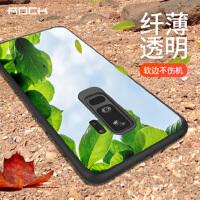 支持礼品卡 ROCK 三星 s9 手机壳 全包 防摔 s9+透 明薄 个性 s9 plus 保护套