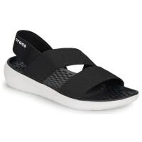 Crocs卡骆驰凉鞋女 溯溪沙滩鞋防滑防水LiteRide舒展凉拖|206081 女士LiteRide舒展凉鞋