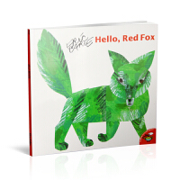 Hello, Red Fox (by Eric Carle) 嗨,红狐狸