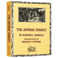 正版 动物之家 英文原版 The Animal Family 纽伯瑞银奖 英文版儿童文学小说 曹文轩推荐 海的女儿治愈版