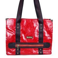金利来贵族风格女士挎包(907129-2红色)