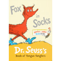Fox in Socks: Dr. Seuss's Book of Tongue Tanglers (Bright &