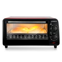康佳KONKA家用智能 12L烘焙电烤箱KAO-1202ES