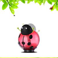 物有物语 创意加湿器 生日礼物 USB迷你甲壳虫香薰加湿器家用小夜灯空气加湿器送朋友女友礼物 红色