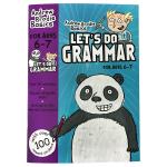 正版现货 英国小学英语语法练习册6-7岁 英文原版小学教材 Let's Do Grammar 进口书籍全英文版书