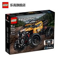 【当当自营】LEGO乐高积木机械组Technic系列42099 RCX-treme遥控越野车
