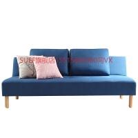 沙发床可折叠小户型多功能卧室客厅两用双三人简易懒人沙发椅 1.5米-1.8米