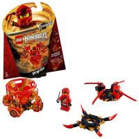 【当当自营】乐高(LEGO)积木 幻影忍者Ninjago 玩具礼物 旋风陀螺:火影忍者凯 70659