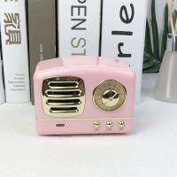 能插u盘的小音箱 萌创意复古可爱无线蓝牙小音箱便携式迷你小音响 官方标配