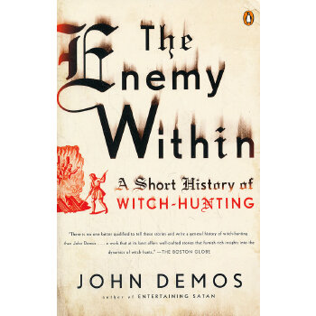 The Enemy Within: A Short History of Witch-hunting(ISBN=9780143116332) 英文原版