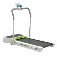 新一代智能平板跑步机家用电动迷你小型甩脂走步机室内健身器材