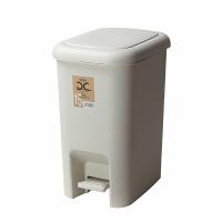 [当当自营]Lustroware 原装进口摇盖垃圾桶16.3L / L-2005/MW