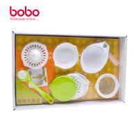 BOBO乐儿宝 宝宝食物研磨器 婴儿辅食研磨器组 礼盒套装礼品BT420
