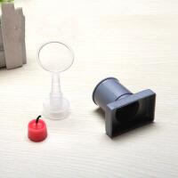 儿童科学实验教具益智玩具拼装学生科技小制作制作小孔成像照相机