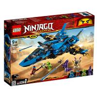 【����自�I】LEGO�犯叻e木 幻影忍者Ninjago系列 70668 雷�忍者杰的暴�L��C 玩具�Y物