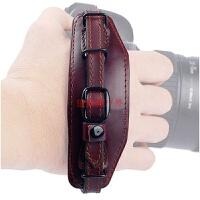 单反皮手腕带相机手绳微单腕带背带配件挂绳佳能尼康索尼手带