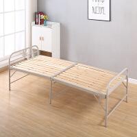 折叠床陪护床办公室午睡床木床一米单人床钢板床钢丝床午休床