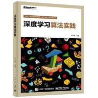 深度学习算法实践 机器学习算法教程书籍 机器学习书籍 人工智能